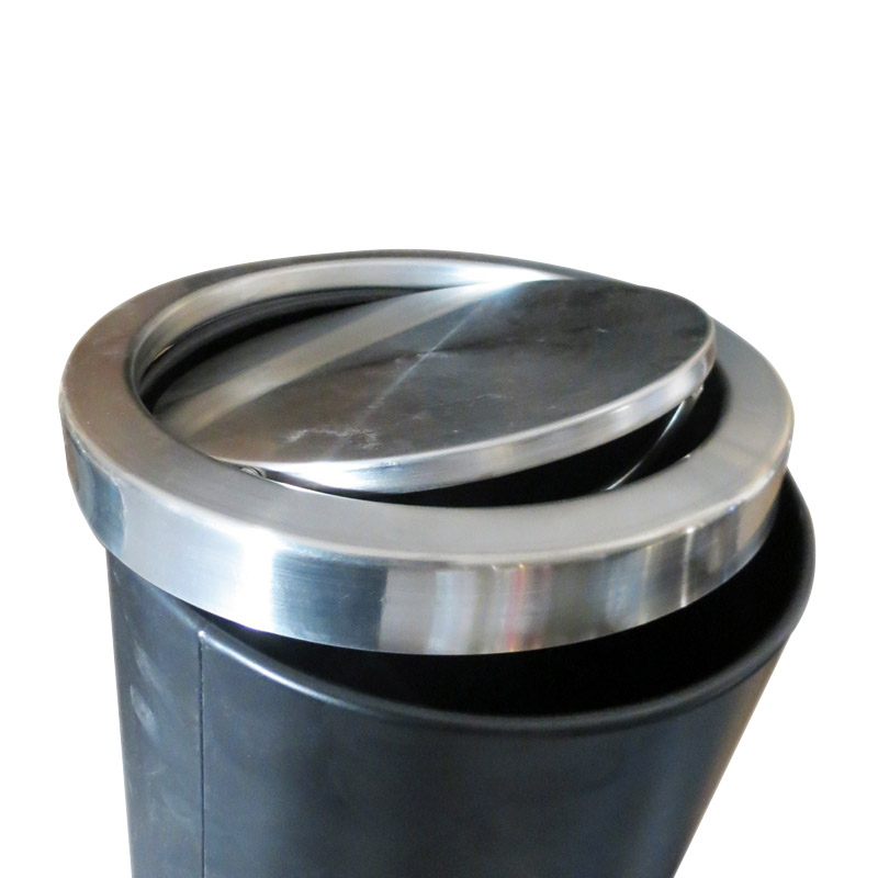 Thùng đựng rác inox không rỉ giá rẻ