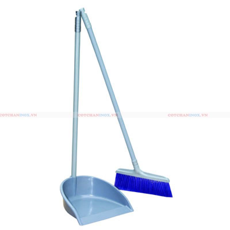 Bộ chổi hót rác làm vệ sinh nhà