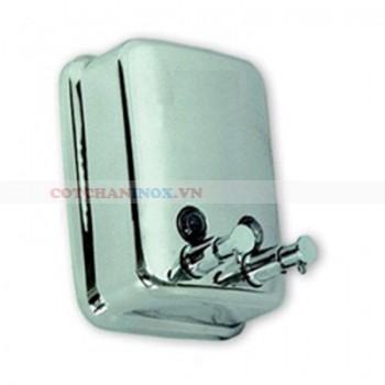 Bình đựng nước xà phòng rửa tay bằng inox giá rẻ