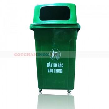 Thùng đựng rác nhựa 95 lít
