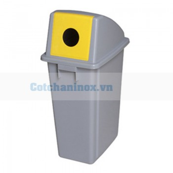 Thùng bỏ rác bằng nhựa