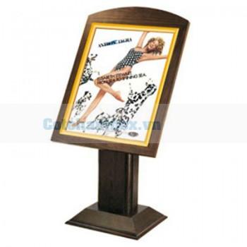 Bảng menu bằng gỗ chất lượng cao B69