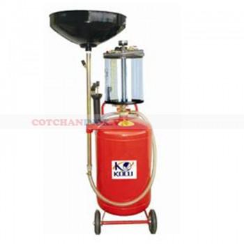 Máy hút vệ sinh dầu thải dùng khí nén KQ3197