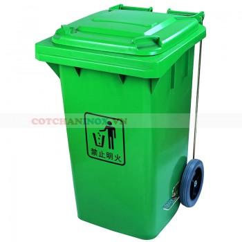 Thùng rác thu gom rác thuận tiện