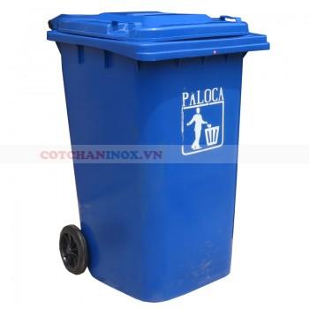 Thùng rác nhựa Hà Nội 240L EPTN5D11