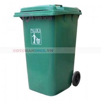 Thùng rác nhựa Hà Nội 240L