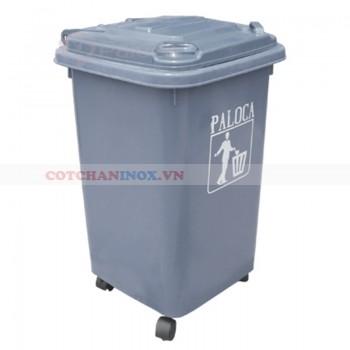 Thùng rác nhựa 60L EPTN5K60
