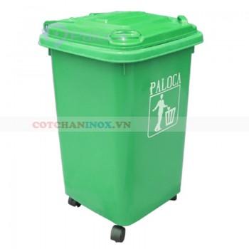 Thùng rác nhựa 60L EPTN5F60