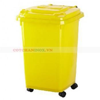 Thùng rác nhựa 60L ERTN5G60