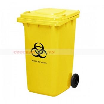 Thùng rác y tế bằng nhựa