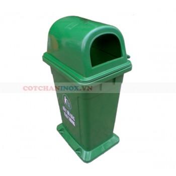 Thùng thu gom rác thải y tế