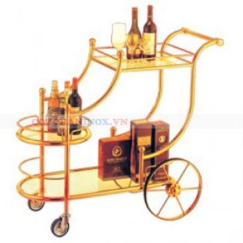 Công ty HTX bán Xe phục vụ rượu