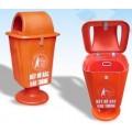 Thùng bỏ rác nhựa Sài Gòn