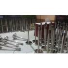 Cột chắn inox tại Đồng Nai