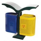 thùng rác thân thiện với môi trường
