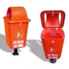 Thùng thu gom rác công cộng